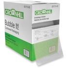 "Crownhill Cushion Wrap - 12"" (304.80 mm) Width x 175 ft (53340 mm) Length - 187.5 mil (4.8 mm) Thickness - Lightweight - Polyethylene"