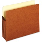 """Pendaflex Accordion File Pocket - Letter - 8 1/2"""" x 11"""" Sheet Size - 3 1/2"""" Expansion - Top Tab Location - Redrope - Recycled - 1 Each"""