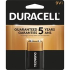 Duracell MN1604B1Z Alkaline General Purpose Battery - For Multipurpose - 9V - 9 V DC - Alkaline - 1