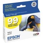 Epson Claria No. 99 Original Ink Cartridge - Inkjet - Yellow - 1 Each