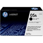 HP 05A (CE505A) Original Toner Cartridge - Single Pack - Laser - 2300 Pages - Black - 1 Each