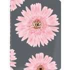 """Blueline Pink Ribbon Daily Diary - Business - Daily - 1 Year - January 2021 till December 2021 - 7:00 AM to 7:30 PM - 1 Day Single Page Layout - 8"""" x 5"""" Sheet Size - Spiral Bound - Pink - Bilingual, Tear-off, Notepad - 1 Each"""