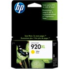 HP 920XL Original Ink Cartridge - Single Pack - Inkjet - Yellow - 1 Each