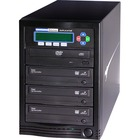 Kanguru 1-to-3, 24x DVD Duplicator - StandaloneDVD-ROM, DVD-Writer - 24x DVD+R, 24x DVD-R, 12x DVD+R, 12x DVD-R, 52x CD-R - 22x DVD+R/RW, 22x DVD-R/RW - USB - 52 CD Read/52 CD Write - 18 DVD Read/24 DVD Write/22 DVD Rewrite - USB - TAA Compliant
