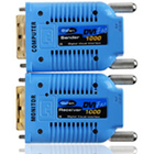 Gefen EXT-DVI-FM1000 Video Console/Extender - 1 Input Device - 1 Output Device - 3280 ft (999744 mm) Range - 1 x DVI In - 1 x DVI Out - 2 x SC Ports - WUXGA - 1920 x 1200 - Optical Fiber
