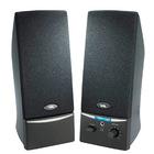 Cyber Acoustics CA-2014 2.0 Speaker System - 4 W RMS - Black