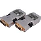 Gefen EXT-DVI-FM500 Video Console/Extender - 1 Input Device - 1 Output Device - 5000 ft (1524000 mm) Range - 1 x DVI In - 1 x DVI Out - WUXGA - 1920 x 1200 - Optical Fiber