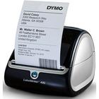 """Dymo LabelWriter 4XL Direct Thermal Printer - Monochrome - Desktop - Label Print - 4.16"""" Print Width - 81.28 mm/s Mono - 300 dpi - USB"""