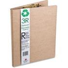 """Davis 5511R Recyclable 3R Clipboard - 8 1/2"""" x 11"""" - Kraft - 1 Each"""