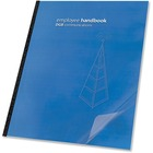 GBC Clear View Standard Presentation Cover - Plastic - Clear - 100 / Box