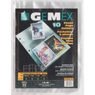 "Gemex Album Photo Page Holder - 4"" (101.60 mm) Width x 6"" (152.40 mm) Length"