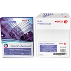 "Xerox Premium Laser, Inkjet Print Copy & Multipurpose Paper - Letter - 8 1/2"" x 11"" - 24 lb Basis Weight - 500 / Ream - White"