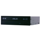 """Asus DRW-24B1ST DVD-Writer - OEM Pack - Black - 48x CD Read/48x CD Write/32x CD Rewrite - 16x DVD Read/24x DVD Write/8x DVD Rewrite - Double-layer Media Supported - 5.25"""" - 1/2H"""