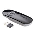 Targus AMP18CA Presentation Remote - Wireless - Radio Frequency - Black, Gray - USB - 2 Button(s)