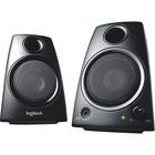 Logitech Z130 2.0 Speaker System - 5 W RMS - Black - Desktop
