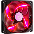 Cooler Master SickleFlow R4-L2R-20AR-R1 Cooling Fan - 1 x 120mm - 1 x 1973.4 L/min - Sleeve Bearing - 3-pin, 4-pin