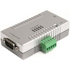 StarTech.com USB to Serial Adapter - 2 Port - RS232 RS422 RS485 - COM Port Retention - FTDI USB to Serial Adapter - USB Serial - 1 x 9-pin DB-9 Male RS-232/422/485 Serial