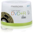 Memorex LightScribe 16x DVD+R Media