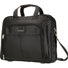 "Kensington SP80 Carrying Case for 15.6"" Notebook - Black - Ballistic Nylon - Handle, Shoulder Strap - 13.50"" (342.90 mm) Height x 16.75"" (425.45 mm) Width x 4"" (101.60 mm) Depth"