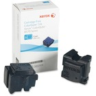 Xerox Solid Ink Stick - Solid Ink - 4400 Pages - Cyan - 2 / Box