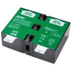 APC by Schneider Electric APCRBC123 UPS Replacement Battery Cartridge # 123 - Sealed Lead Acid (SLA) - Hot Swappable - 3 Year Minimum Battery Life - 5 Year Maximum Battery Life