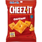 Keebler Cheez-It Baked Snack Crackers - Original - 1 Serving Pouch - 85 g - 6 / Box