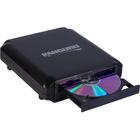 Kanguru U2-DVDRW-24X DVD-Writer - TAA Compliant - 48x CD Read/48x CD Write/32x CD Rewrite - 16x DVD Read/24x DVD Write/8x DVD Rewrite - Double-layer Media Supported - USB 2.0