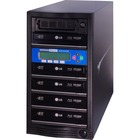 Kanguru 5 Target, Blu-ray Duplicator with Internal Hard Drive - StandaloneBlu-ray Writer - 10x BD-R, 16x DVD+R, 16x DVD-R, 52x CD-R, 4x DVD+R, 12x DVD-R - 6x BD-RE, 8x DVD+R/RW, 8x DVD-R/RW, 24x CD-RW - USB - 500 GB HDD52 CD Write/24 CD Rewrite10 BD Write