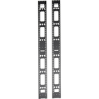 Tripp Lite Vertical Cable Management Bars - 2 Pack - 42U Rack Height