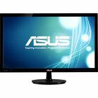 """Asus VS247H-P 23.6"""" Full HD LED LCD Monitor - 16:9 - Black - 1920 x 1080 - 16.7 Million Colors - 300 cd/m² - 2 ms - 75 Hz Refresh Rate - DVI - HDMI - VGA"""