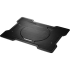 Cooler Master NotePal X-Slim - Ultra-Slim Laptop Cooling Pad with 160mm Fan (R9-NBC-XSLI-GP) - 1 Fan(s) - 1400 rpm rpm - 1982.2 L/min - Plastic, Metal, Rubber - Black