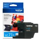 Brother Innobella LC71C Original Ink Cartridge - Inkjet - 300 Pages - Cyan - 1 Each