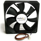 StarTech.com 120x25mm Computer Case Fan with PWM - Pulse Width Modulation Connector - 1 x 120mm - 2200rpm Lubricate Bearing