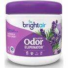 Bright Air Super Odor Eliminator Air Freshener - 396.9 g - Lavender, Fresh Linen - 60 Day - 1 / Each