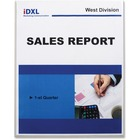 """C-Line No-Hole Poly Sheet Protectors - For Letter 8 1/2"""" x 11"""" Sheet - Clear - Polypropylene - 25 / Box"""