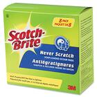 Scotch-Brite Never Scratch Soap Pad - 8/Pack - Wool