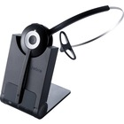 Jabra Pro 920 Mono Headset - Mono - Wireless - DECT - 393.7 ft - Over-the-head, Behind-the-neck - Monaural - Supra-aural - Noise Cancelling, Noise Reduction Microphone