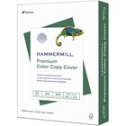 "Hammermill Color Copy Copy & Multipurpose Paper - 99% Opacity - Letter - 8 1/2"" x 11"" - 100 lb Basis Weight - Smooth - 250 / Pack - White"