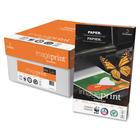 "Domtar ImagePrint Dot Matrix, Inkjet, Laser Copy & Multipurpose Paper - 90% Opacity - Legal - 8 1/2"" x 14"" - Smooth - 500 / Ream - Blue, White"