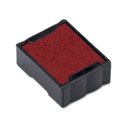 Trodat Replacement Ink Pad Cartridge - 2 / Pack - Red Ink