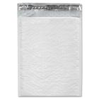 "PAC Airjacket Bubble Mailer - Bubble - #4 - 9 1/2"" Width x 13 3/4"" Length - Self-sealing - Polyethylene - 1 Each - White"