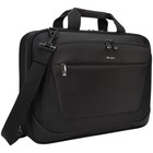 "Targus CityLite Carrying Case for 16"" Notebook - Black - Polyester, Nylon - Shoulder Strap, Handle - 13"" (330.20 mm) Height x 16.13"" (409.60 mm) Width x 4.37"" (111.10 mm) Depth"