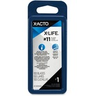 Elmer's X-Acto Refill Blades No. 11 Bulk Pack - #11 - Rust Resistant - Carbon - 100 / Box - Stainless Steel