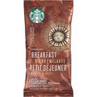 Starbucks Breakfast Blend Single Pot Ground Coffee Portion Pack - Breakfast Blend - Medium - 2.5 oz Per Box - 18 Packet - 18 / Box
