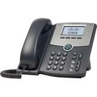 Cisco SPA512G IP Phone - 1 x Total Line - VoIP - Caller ID - Speakerphone - 2 x Network (RJ-45) - PoE Ports - Monochrome