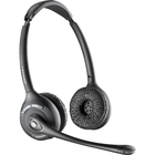 Plantronics 86920-01 Wireless Headset Only - DECT 6.0 - Stereo - Wireless - DECT 6.0 - 350 ft - Over-the-head - Binaural - Supra-aural - Noise Cancelling Microphone