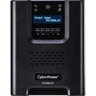 CyberPower Smart App Sinewave PR1500LCD 1500VA Pure Sine Wave Mini-Tower LCD UPS - Mini-tower - AVR - 3 Hour Recharge - 4.70 Minute Stand-by - 120 V AC Input - 120 V AC Output - 8 x NEMA 5-15R