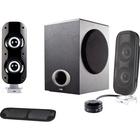 Cyber Acoustics CA-3810 2.1 Speaker System - 38 W RMS - 45 Hz to 20 kHz