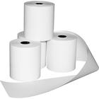 """NCR Bond Paper - 2 1/4"""" x 125 ft - 5 / Pack - White"""