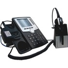Spracht Remote Handset Lifter - 1 x Phone Line (RJ-11) - Silver